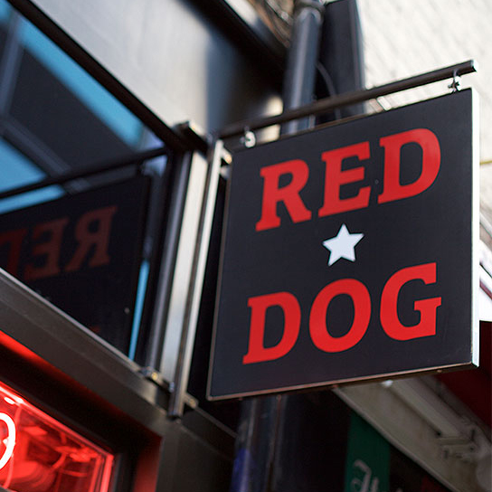Restaurants Like Red Dog Saloon